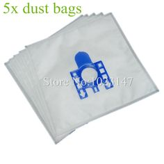 5 pieces Vacuum Cleaner HEPA Dust Bags Filter Dust Bag Replacement for Hoover H60 SENSORY TFB2223  Amigo 1500 T2001 TD3600-3699 #men, #hats, #watches, #belts, #fashion, #style