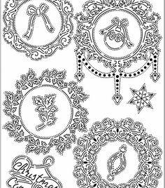 Multi Grid #43 – Chique Ornament(31473)