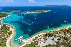 Blue Lagoon Full Day Boat Tour from Split or Trogir This tour provides lot of free time for swimming, snorkeling and sightseeing of untouched nature.It is a group tour but we can adjust timetable by your needs.This excursion is the best for families with children and people who just wants to enjoy untouched nature. Your cruise starts at agreed time in the morning (on pre-agreed place) During 25 min drive towards Island Drvenik Mali and its sand beach, you will have oppor...
