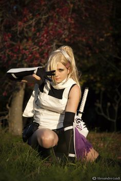 Yamanaka Ino - Get ready to ANBUs mission by ~rael-chan89 on deviantART