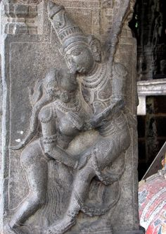 Tamilnadu Tourism: Varadharaja Perumal Temple (Hastagiri), Kanchipuram – The Temple Lord Krishna Sketch, Apocalypse Art, Sculptures, Lion Sculpture, Hampi, Goddess Art, Hindu Art, Indian Paintings, Places Of Interest