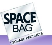 Space Bag® Storage Bags Are Ideal For: Comforters & Blankets, Pillows, Sweaters, Jackets, Seasonal Clothing, Other Bulky Items.