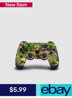 5f78e2572 Fortnite Electronics Decal   Sticker Skins Video Games   Consoles