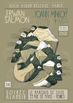 Concert Erwan Salmon Yoann Minkoff Rennes - http://www.unidivers.fr/rennes/concert-erwan-salmon-yoann-minkoff-rennes/ -