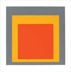 Homage to the Square, 1955 by Joseph Albers