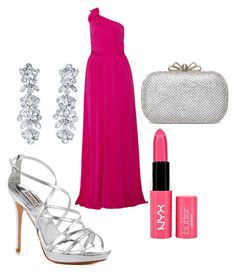 Designer Clothes, Shoes & Bags for Women Pretty In Pink, Training, Formal Dresses, Polyvore, Beauty, Shopping, Collection, Beautiful, Design