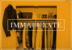 Immaculate Wardrobe