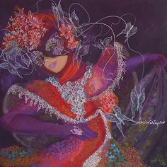"""""""Dance with butterflies"""" - By Dorina Costras"""