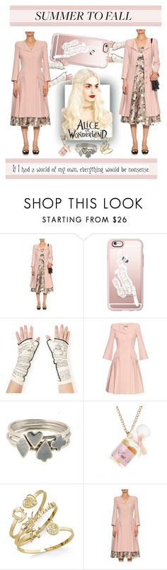 """""""Summer to Fall Layering"""" by yours-styling-best-friend ❤ liked on Polyvore featuring Alexander McQueen, Casetify and Sian Bostwick Jewellery"""