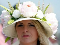 Best hats at the Kentucky Derby 2016