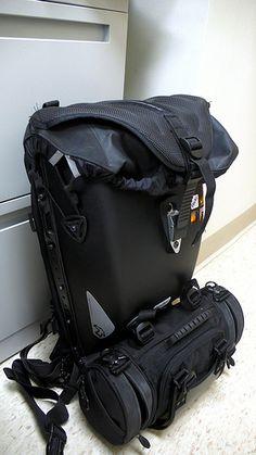 Boblbee Megalopolis Aero - Hardshell Backpack