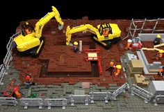 Construction Lego, Micro Lego, Lego Boards, Lego Pictures, Lego Builder, Lego System, Lego Trains, Lego Mecha, Lego Modular