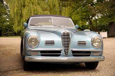 1949 Alfa Romeo 6C 2500 SS SWB Pininfarina