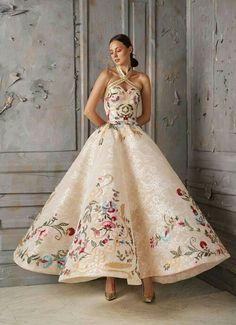 astonishing dress!