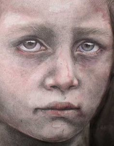 Joshua by Cherry Hood - 2003 Many Faces, Australian Artists, Lovers Art, Colored Pencils, Drawing Ideas, Art Drawings, Walls, Sketches, Child