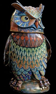 Coisas de Terê — David Burnham Smith - Master Ceramic Artist.