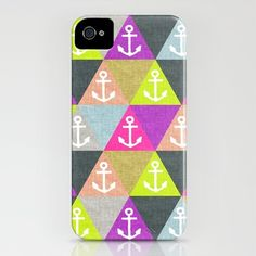 Ahoi! iPhone Case by Bianca Green - $35.00