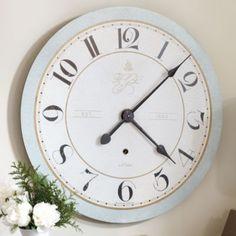 Heloise Wall Clock | Ballard Designs