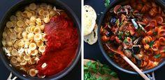 17 vegan one-pot recipes