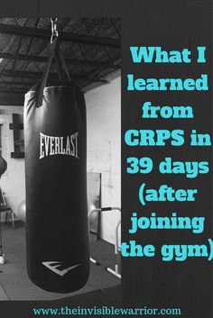 CRPS is such an awful and mysterious disease. It affects each of us different and what may help one day will not help the next. This is in no way suggesting that if you suffer with CRPS that you …