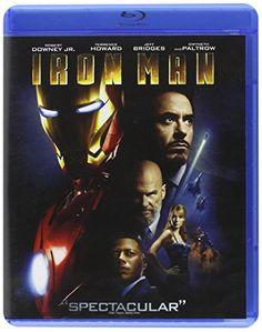Iron Man 3-Movie Collection [Blu-ray] Buena Vista Home Video