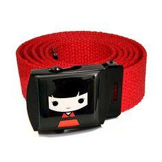 Geisha belt. So cute!