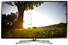 Samsung UE46F6200 TV LED, Full HD, Smart TV, Wi-Fi, Nero