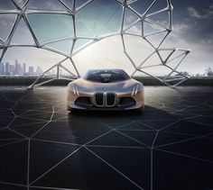 BMW is in the midst of celebrating its 100th anniversary, and to mark the occasion, it just rolled out the Vision Next 100 concept at its Munich headquarters. By all appearances, it's one of the...