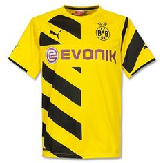 Camiseta del Borussia Dortmund 2014-2015 Local