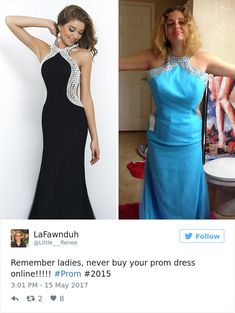 1e73c007ebf 50 Internet Prom Dress Fails You Have To Check Out!