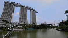 Marina Bay Sands, Singapore, Architecture, Building, Board, Travel, Arquitetura, Viajes, Buildings