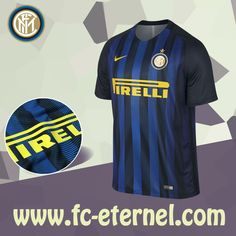 fc-eternel:Maillot de Foot Inter Milan Domicile 16/17 Thai Edition