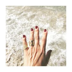 Spiky pinky ring North Star ring silver gold plated #antoniakarra #jewelry #rings