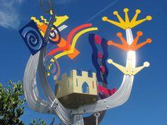 Steel Sculpture, Flag, Design Inspiration, Art, Art Background, Kunst, Science, Performing Arts, Flags