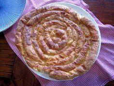 Meat Burek/ Pita ...more Bosnian food..again Yum=]