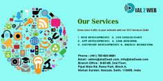 Get ready to increace your websites. We offer online solutions for all your digital marketing chennels. with best free consultation today. and grow your business  faster with social media compaigns.. and fully satisfied in your website developments services. for more information:- 783-603-9881/admin@dial2web.com Digital Marketing Services, Seo Services, Growing Your Business, App Development, Social Media, Website, Free, Social Networks, Social Media Tips