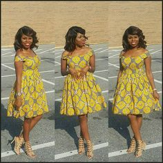 Trendsetting and Ultra Beautiful Ankara Styles - Wedding Digest Naija Trendy Ankara Styles, Ankara Short Gown Styles, Beautiful Ankara Styles, Short Gowns, Latest African Fashion Dresses, African Print Dresses, African Print Fashion, African Dress, Ankara Fashion
