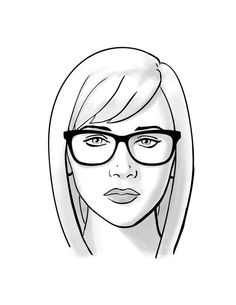 Find the best geek chic glasses for your face shape silhouettes how to choosing glasses for oval face shapes ccuart Choice Image