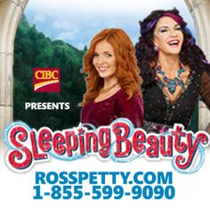Win tickets to Ross Petty's Sleeping Beauty Holiday Gift Guide, Holiday Gifts, Durham Region, Win Tickets, Tis The Season, Ontario, Sleeping Beauty, Seasons, Xmas Gifts