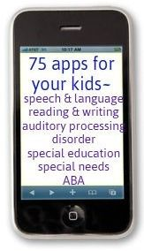 75 best apps for special education
