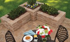 Block planter If we ever get a patio, I can plant some citronella or wandering thyme to keep the bugs away!                                                                                                                                                                                 More