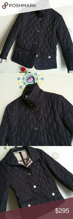Authentic Burberry quilted jacket Very good condition Burberry Jackets & Coats