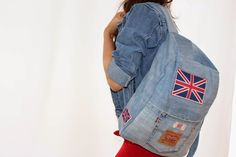 Fashion-Riot: DIY IDEAS PARA CREAR TU MOCHILA