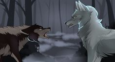 Svajone: Secrets by Snowy-Owl-Of-Dawn on DeviantArt Cute Fantasy Creatures, Mythical Creatures, Character Design Girl, Character Art, Cute Wolf Drawings, Wolf Comics, Anime Wolf Drawing, Wolf Illustration, Wolf Artwork