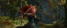 bow arrow merida