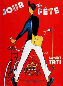 Jacques Tati - Jour de fête [Full Colour] (1949)