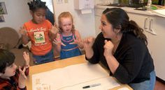 The Teaching Channel has 134 videos that show teachers implementing Early Childhood Education strategies in pre-K classrooms. The videos in the library are sortable by subject and topic.