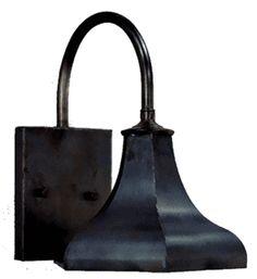 Gatsby Wall Light - Brass Copper Lantern Home Lighting - Lanternland.com