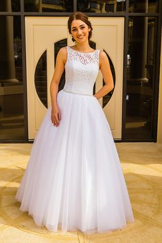 We have a variety of princess and grecian deb dresses. They come in a variety of sizes and styles. They can also come in any colour!