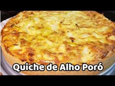 Quiches, Vegan Life, Mousse, Macaroni And Cheese, Banana, Cooking, Ethnic Recipes, Youtube, Foods